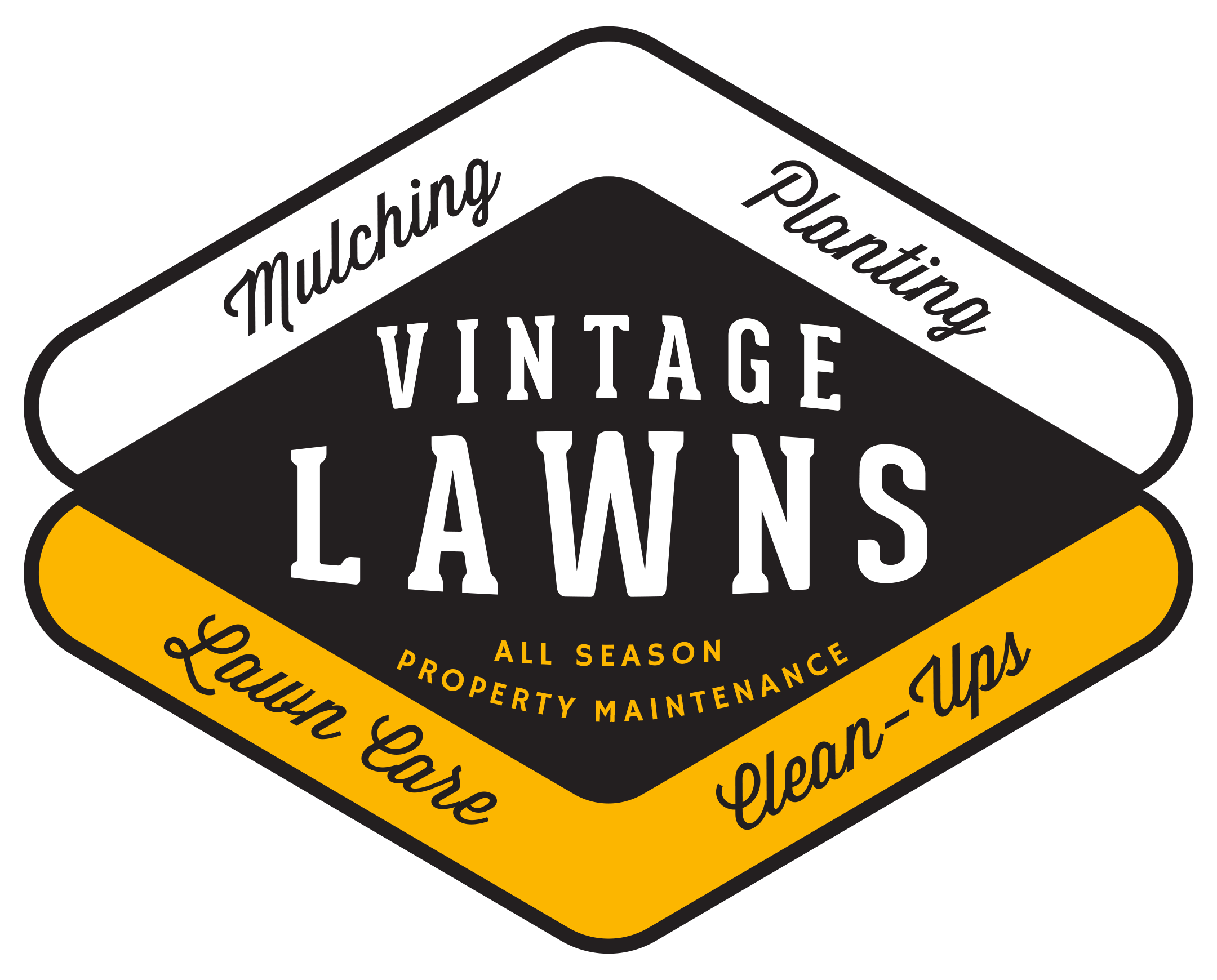 No Background Vintage Lawns