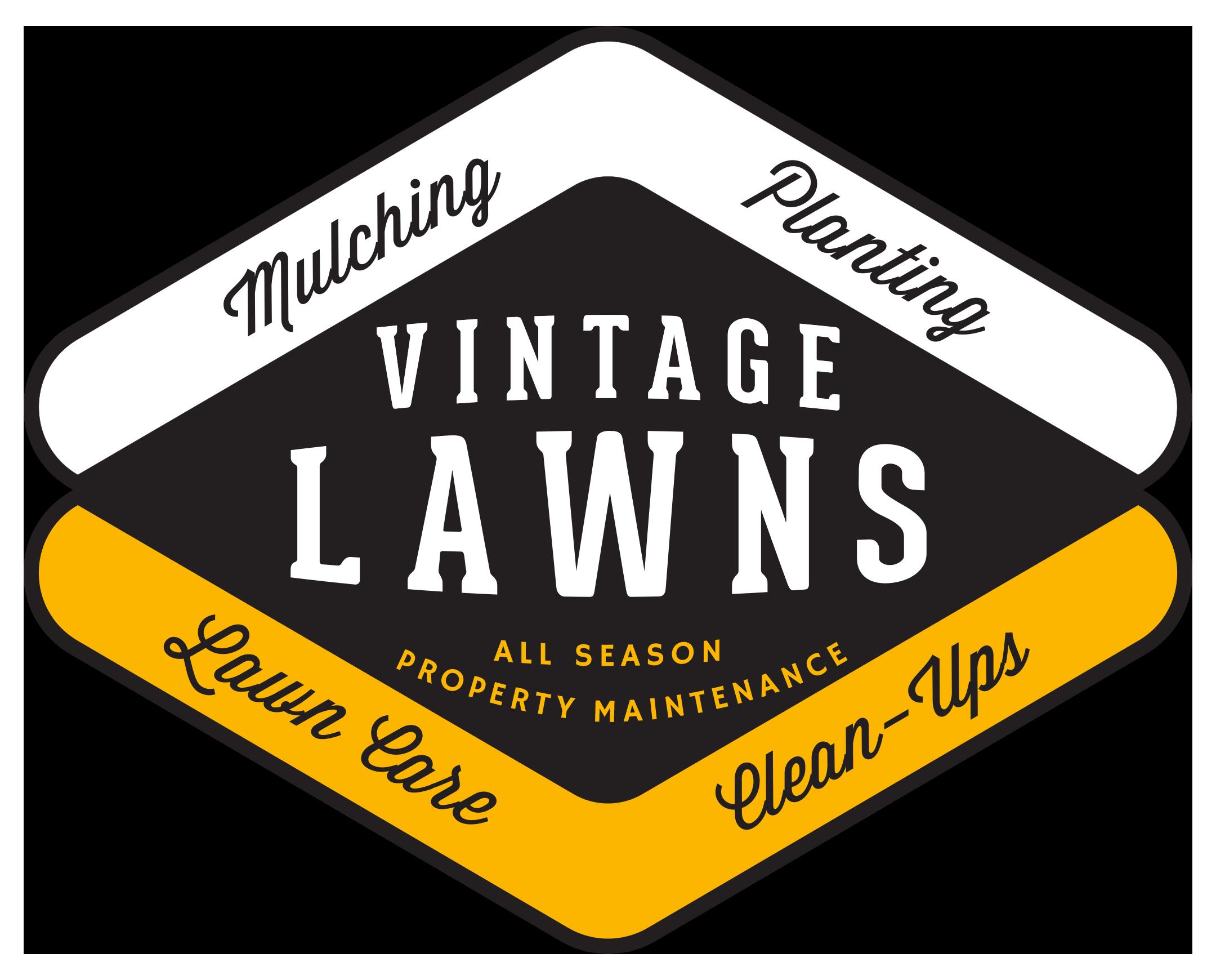 No Background Vintage Lawns